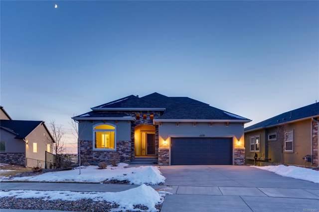 12771 Stone Valley Drive, Peyton, CO 80831 (#4021708) :: Colorado Home Finder Realty