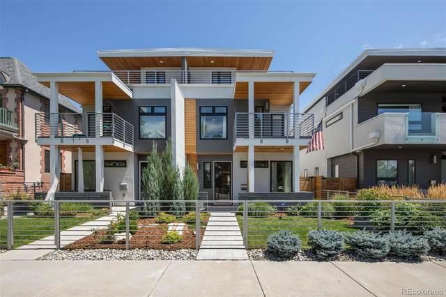 250 S Madison Street, Denver, CO 80209 (MLS #4022027) :: 8z Real Estate