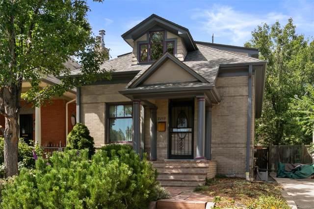 2253 N Williams Street, Denver, CO 80205 (#4022496) :: Arnie Stein Team | RE/MAX Masters Millennium