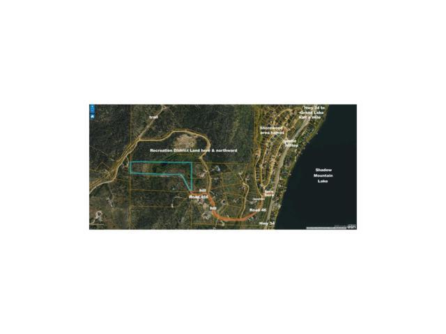 480 Grand County Road 466, Grand Lake, CO 80447 (MLS #4022593) :: 8z Real Estate