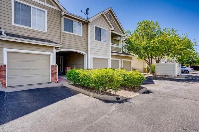 19162 E Arkansas Drive #106, Aurora, CO 80017 (#4022988) :: Briggs American Properties