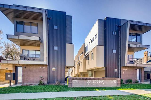 2728 W 26th Avenue #103, Denver, CO 80211 (#4023283) :: Chateaux Realty Group
