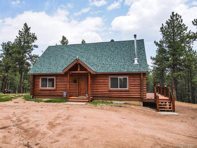1049 W Bison Creek Trail, Divide, CO 80814 (MLS #4023292) :: Bliss Realty Group