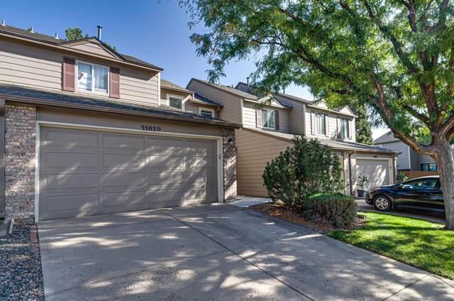 3502 S Telluride Circle D, Aurora, CO 80013 (MLS #4023343) :: 8z Real Estate