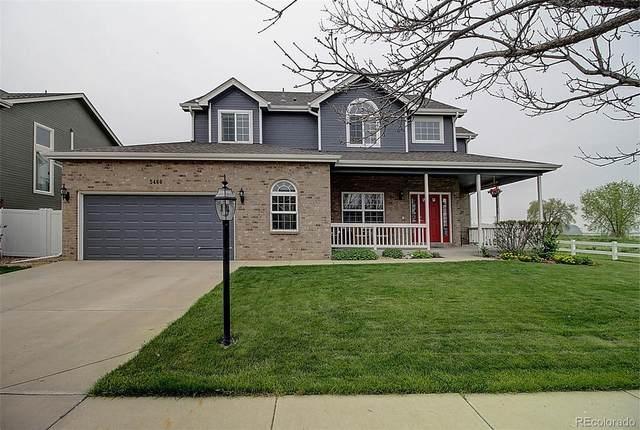 5466 Glen Canyon Drive, Frederick, CO 80504 (MLS #4023637) :: Kittle Real Estate