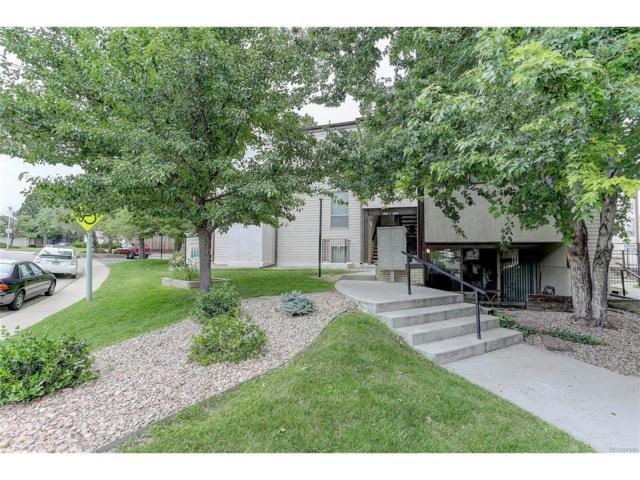 3549 S Fairplay Way #4, Aurora, CO 80014 (MLS #4023652) :: 8z Real Estate