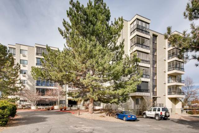 13961 E Marina Drive #113, Aurora, CO 80014 (#4024090) :: The Gilbert Group