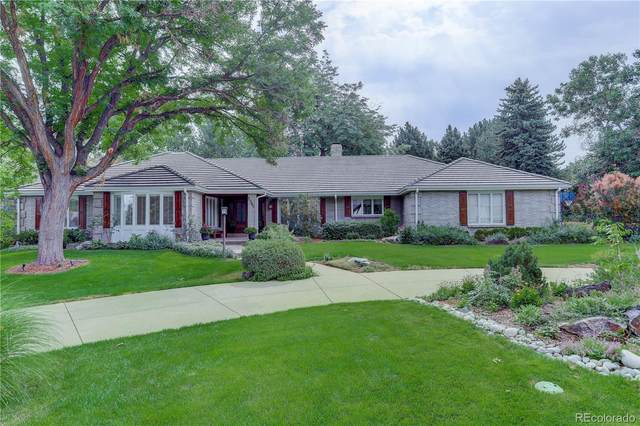 5340 S Logan Drive, Greenwood Village, CO 80121 (MLS #4024395) :: 8z Real Estate