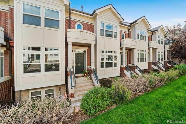 3720 E 1st Avenue D, Denver, CO 80206 (#4024454) :: The Griffith Home Team