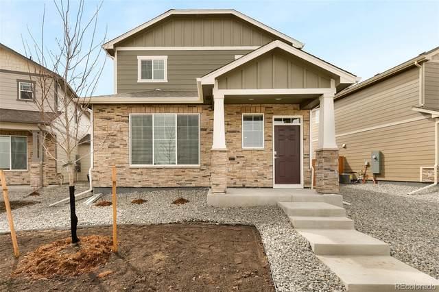 6877 Longpark Drive, Parker, CO 80138 (MLS #4024687) :: 8z Real Estate