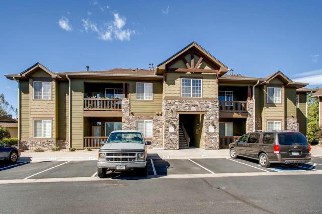 8035 Lee Drive #204, Arvada, CO 80005 (#4024793) :: The Heyl Group at Keller Williams