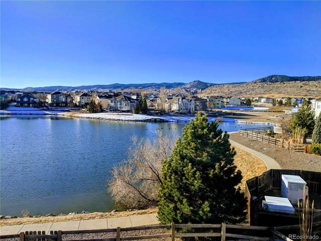 9730 N Crystal Lake Drive, Littleton, CO 80125 (MLS #4024887) :: The Sam Biller Home Team