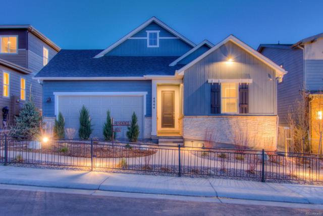 5049 Wingfeather Place, Castle Rock, CO 80108 (MLS #4025002) :: Keller Williams Realty