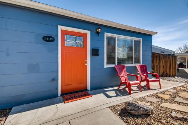 1499 W Hoye Place, Denver, CO 80223 (#4025487) :: Hometrackr Denver