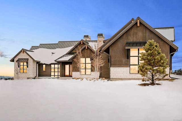 7329 Eagle Moon Court, Parker, CO 80134 (#4025601) :: The HomeSmiths Team - Keller Williams