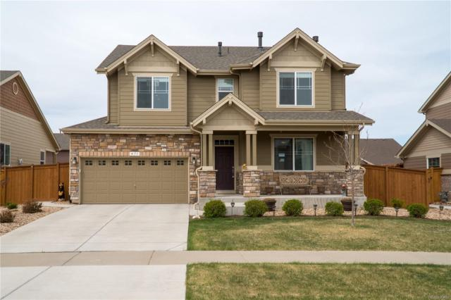 471 N Jackson Gap Way, Aurora, CO 80018 (#4025954) :: The Peak Properties Group
