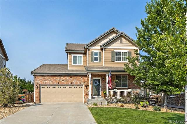 23449 E Briarwood Place, Aurora, CO 80016 (MLS #4025967) :: Clare Day with Keller Williams Advantage Realty LLC