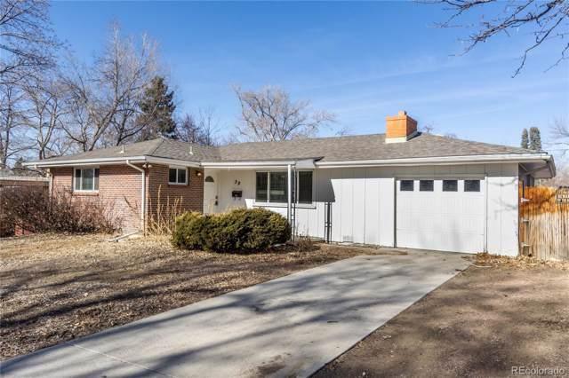 39 W Fair Avenue, Littleton, CO 80120 (#4026210) :: Relevate | Denver