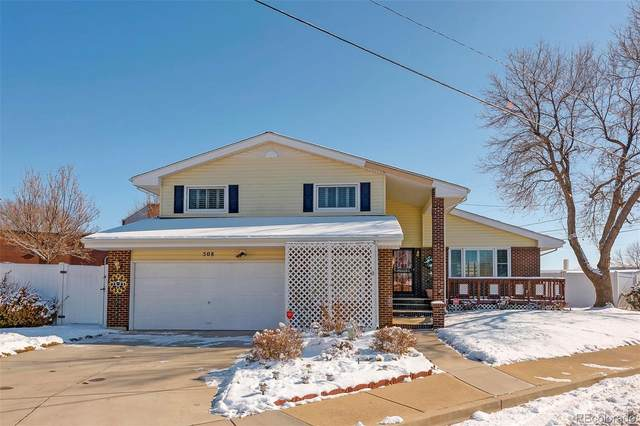 508 4th Street, Frederick, CO 80530 (MLS #4026536) :: 8z Real Estate