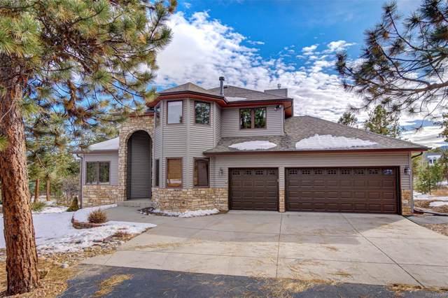 7944 Eagle Road, Larkspur, CO 80118 (#4026566) :: Keller Williams Action Realty LLC