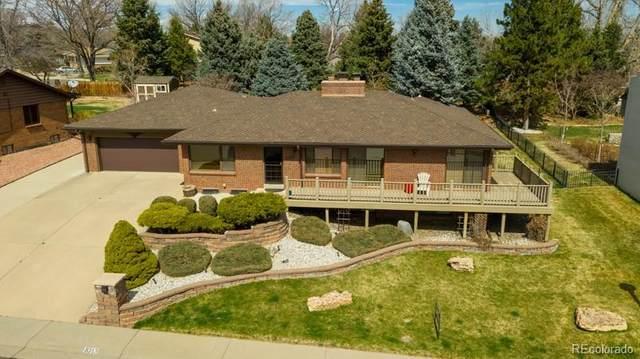 8313 W Iliff Lane, Lakewood, CO 80227 (MLS #4027057) :: 8z Real Estate