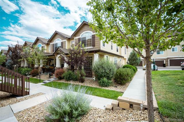 1357 Royal Troon, Castle Rock, CO 80104 (#4027312) :: Peak Properties Group