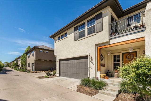 2280 Valentia Street, Denver, CO 80238 (MLS #4027401) :: 8z Real Estate