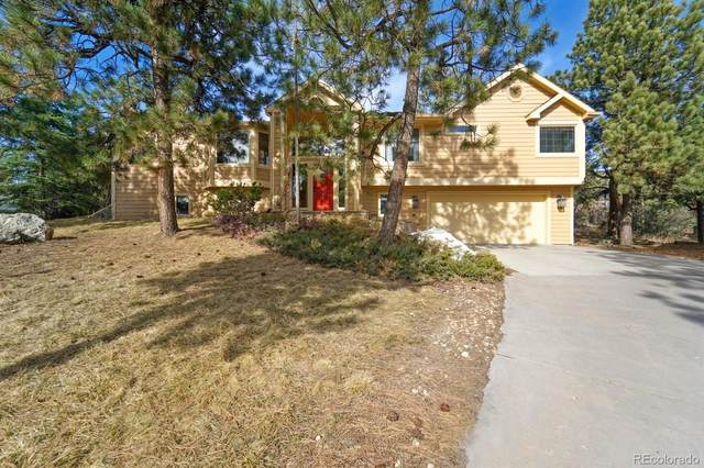 250 Pinehurst Drive, Monument, CO 80132 (#4027979) :: Compass Colorado Realty