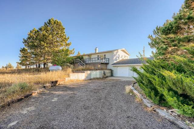 41232 Madrid Drive, Parker, CO 80138 (#4028051) :: The Griffith Home Team