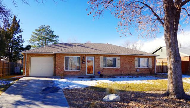765 Salem Street, Aurora, CO 80011 (#4028892) :: The Griffith Home Team