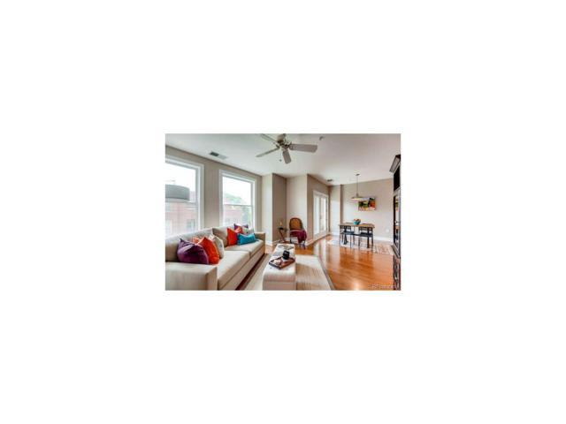 1630 Clarkson Street #406, Denver, CO 80218 (MLS #4029402) :: 8z Real Estate
