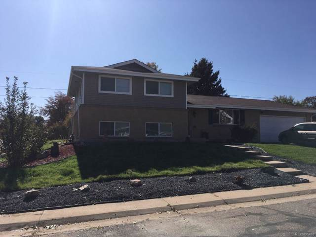 1150 W 102nd Place, Northglenn, CO 80260 (#4029462) :: Bring Home Denver with Keller Williams Downtown Realty LLC