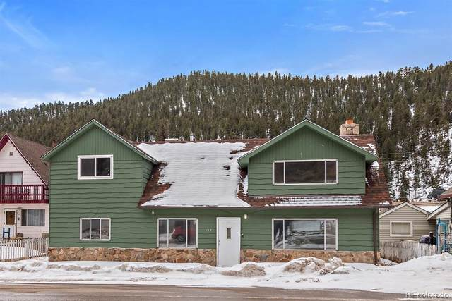 127 Colorado Boulevard, Idaho Springs, CO 80452 (#4029696) :: The DeGrood Team