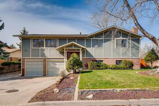 3601 W 97th Avenue, Westminster, CO 80031 (#4029896) :: Mile High Luxury Real Estate