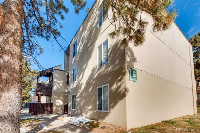 9700 E Iliff Avenue G68, Denver, CO 80231 (#4029930) :: The Griffith Home Team