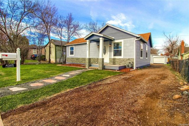 4345 S Clarkson Street, Englewood, CO 80113 (#4030376) :: The Heyl Group at Keller Williams
