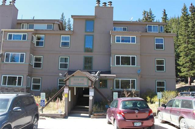 9366 Fall River Road #307, Idaho Springs, CO 80452 (MLS #4030456) :: 8z Real Estate