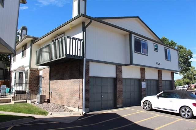 1725 S Allison Street D, Lakewood, CO 80232 (#4030975) :: The DeGrood Team