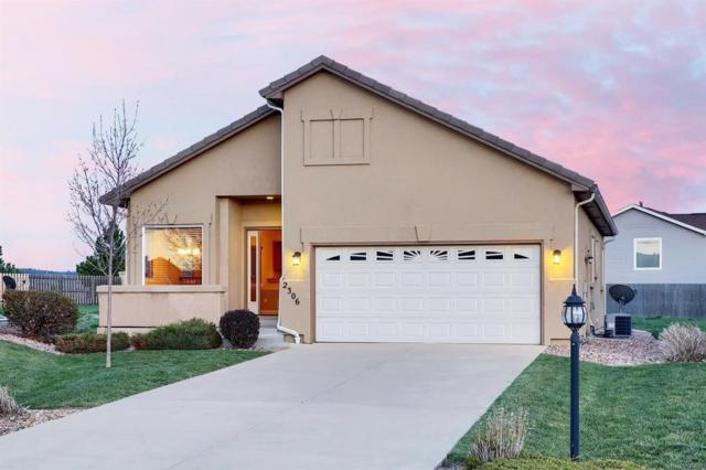 2306 Creek Valley Circle, Monument, CO 80132 (MLS #4031191) :: 8z Real Estate
