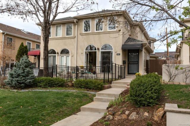 357 Jackson Street, Denver, CO 80206 (MLS #4031234) :: 8z Real Estate