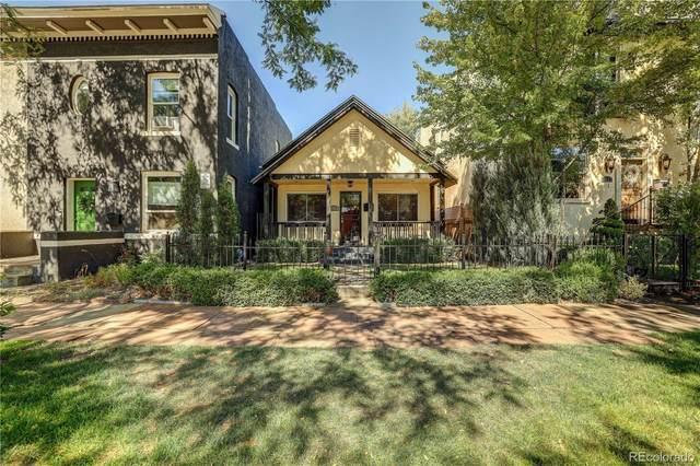 2523 Tremont Place, Denver, CO 80205 (MLS #4031582) :: The Sam Biller Home Team