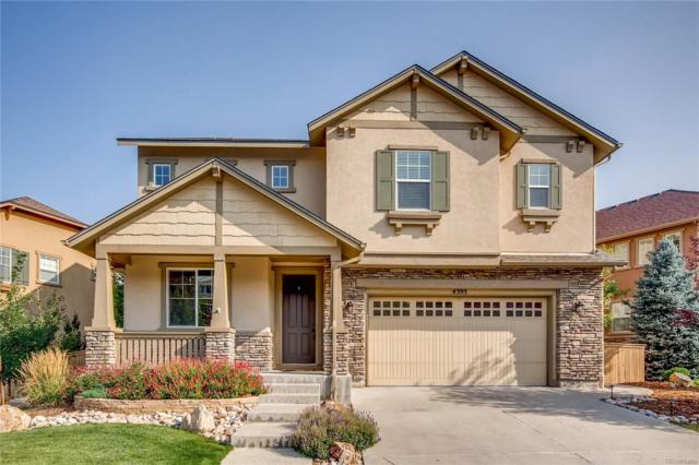 4395 Cedarpoint Place, Highlands Ranch, CO 80130 (#4031792) :: The Peak Properties Group
