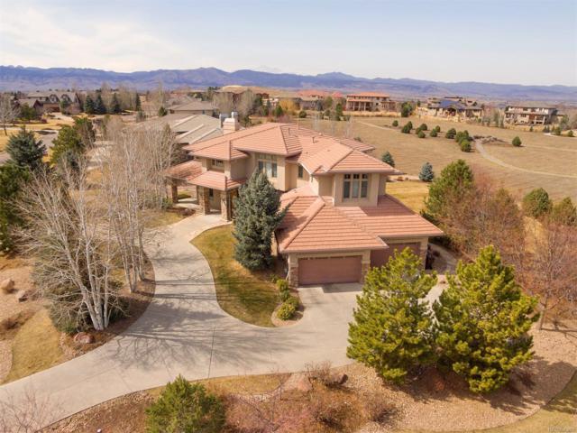 8955 Little Raven Trail, Niwot, CO 80503 (MLS #4032020) :: Kittle Real Estate