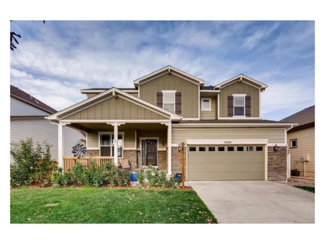 12164 Coral Burst Lane, Parker, CO 80134 (MLS #4032058) :: 8z Real Estate