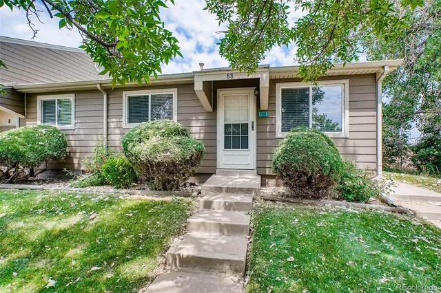 5721 W 92nd Avenue #88, Westminster, CO 80031 (#4032078) :: Own-Sweethome Team