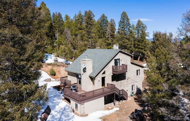 11985 Cochise Circle, Conifer, CO 80433 (#4032249) :: HomeSmart
