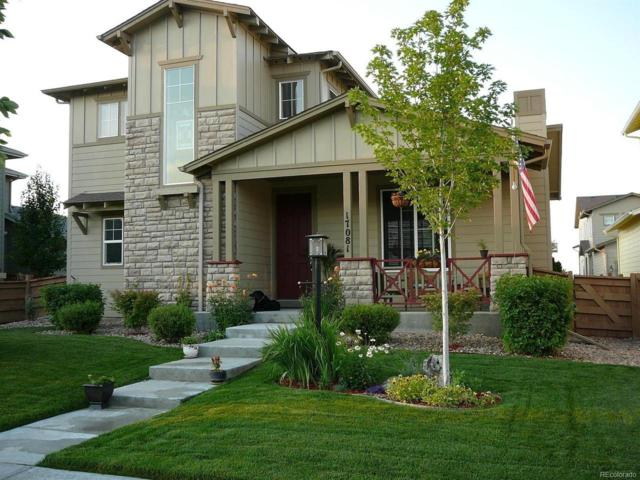 17081 E 107th Avenue, Commerce City, CO 80022 (#4032361) :: The Healey Group