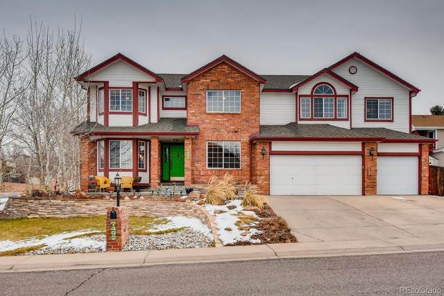 7492 Simms Court, Arvada, CO 80005 (#4032653) :: Venterra Real Estate LLC