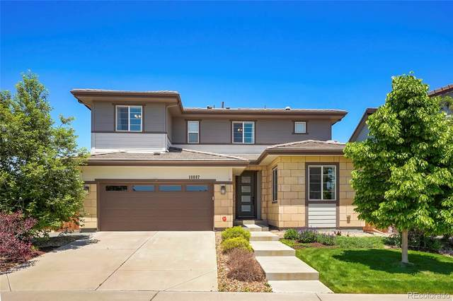 10887 Pastel Point, Parker, CO 80134 (#4032808) :: The Colorado Foothills Team | Berkshire Hathaway Elevated Living Real Estate