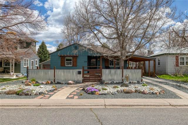 2720 S Franklin Street, Denver, CO 80210 (#4032903) :: Briggs American Properties